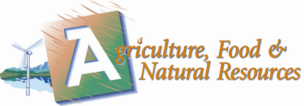 agriculture food natural resources career cluster graphic